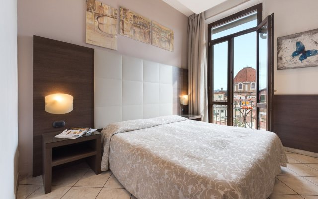 Hotel Bellavista Firenze комната для гостей