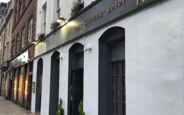 Отель Rab Has Великобритания, Глазго - отзывы, цены и фото номеров - забронировать отель Rab Has онлайн вид на фасад