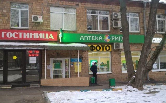 Гостиница Погости.ру на Коломенской вид на фасад