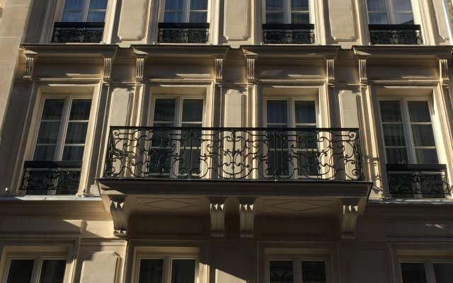 Отель George Washington вид на фасад