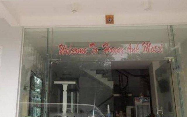 Отель Hoang Anh Guest House Вьетнам, Хюэ - отзывы, цены и фото номеров - забронировать отель Hoang Anh Guest House онлайн вид на фасад
