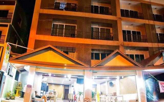 Отель Dacha beach Таиланд, Паттайя - отзывы, цены и фото номеров - забронировать отель Dacha beach онлайн вид на фасад