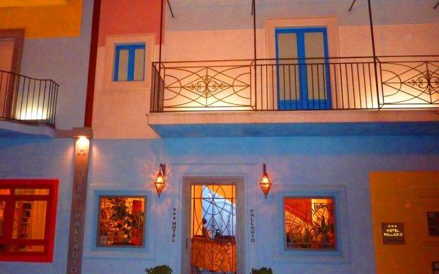 Отель Palladio Италия, Джардини Наксос - отзывы, цены и фото номеров - забронировать отель Palladio онлайн вид на фасад