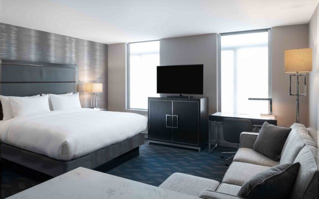 Residence Inn by Marriott Boston Downtown / South End 2