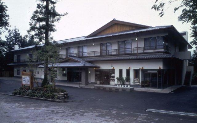 Hotel Seikoen Никко вид на фасад