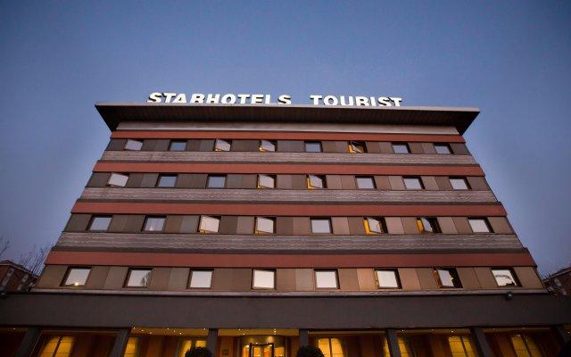 Отель Starhotels Tourist Италия, Милан - 3 отзыва об отеле, цены и фото номеров - забронировать отель Starhotels Tourist онлайн вид на фасад