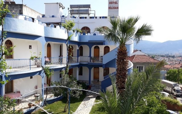 Ayasuluk Hotel Rilican вид на фасад