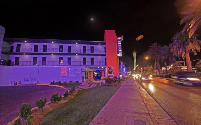 Отель Aruba Hotel and Spa США, Лас-Вегас - отзывы, цены и фото номеров - забронировать отель Aruba Hotel and Spa онлайн вид на фасад