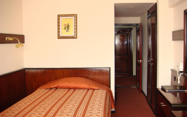 Отель Отрар Алматы комната для гостей