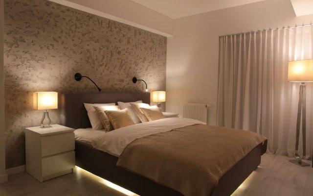 Отель Super-Apartamenty Vip комната для гостей