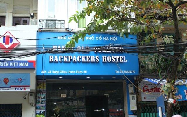 Отель Hanoi Old Quarter Backpacker Вьетнам, Ханой - отзывы, цены и фото номеров - забронировать отель Hanoi Old Quarter Backpacker онлайн вид на фасад