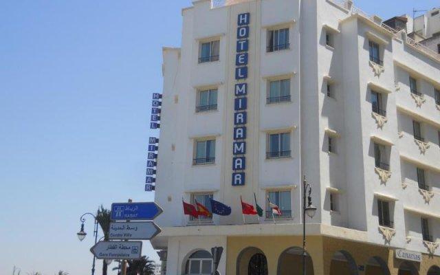 Отель Miramar Марокко, Танжер - отзывы, цены и фото номеров - забронировать отель Miramar онлайн вид на фасад
