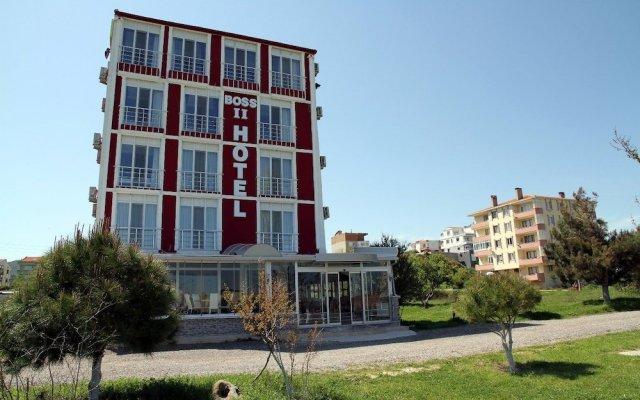 Boss II Hotel Турция, Эджеабат - отзывы, цены и фото номеров - забронировать отель Boss II Hotel онлайн вид на фасад