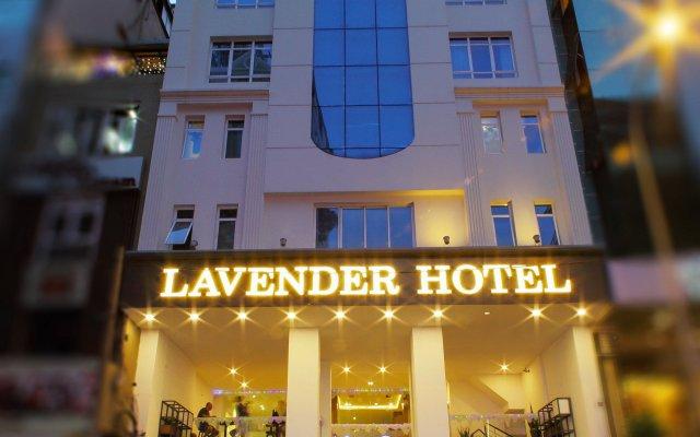Lavender Hotel вид на фасад