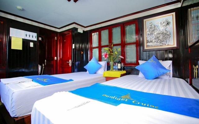 Отель Sunlight Cruise комната для гостей