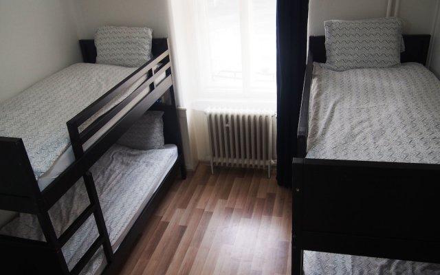 Отель Viandante комната для гостей