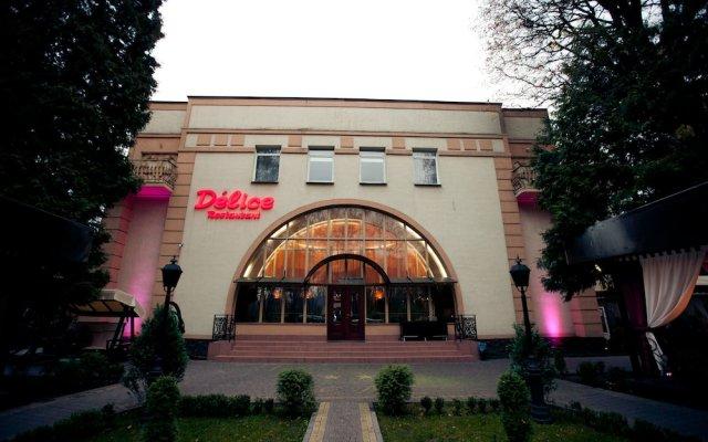 Гостиница Делис Украина, Львов - отзывы, цены и фото номеров - забронировать гостиницу Делис онлайн вид на фасад