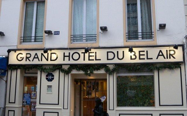 Grand Hotel du Bel Air вид на фасад