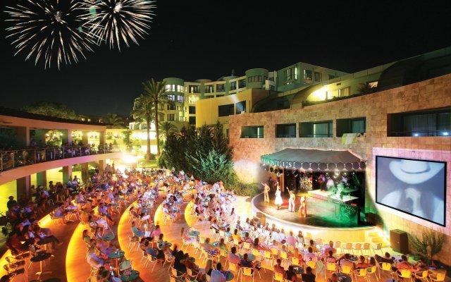 Limak Atlantis De Luxe Hotel & Resort Турция, Белек - 3 отзыва об отеле, цены и фото номеров - забронировать отель Limak Atlantis De Luxe Hotel & Resort онлайн вид на фасад