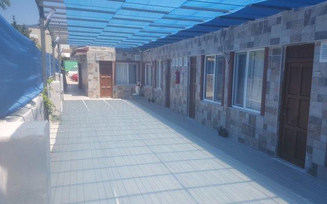 Отель Yakamoz Otel Мармара вид на фасад