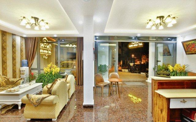 Отель Bao Anh Villa Далат интерьер отеля