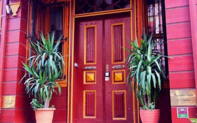 Le Safran Suite Турция, Стамбул - 2 отзыва об отеле, цены и фото номеров - забронировать отель Le Safran Suite онлайн вид на фасад