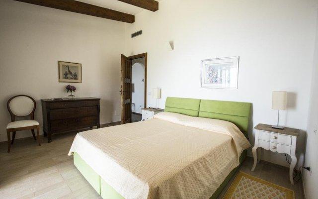 Отель The Secret Garden Равелло комната для гостей