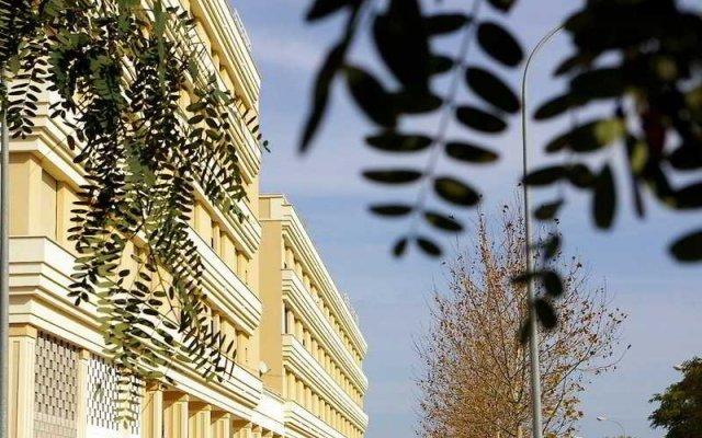 Отель Apartamentos Luxsevilla Palacio Испания, Севилья - отзывы, цены и фото номеров - забронировать отель Apartamentos Luxsevilla Palacio онлайн вид на фасад