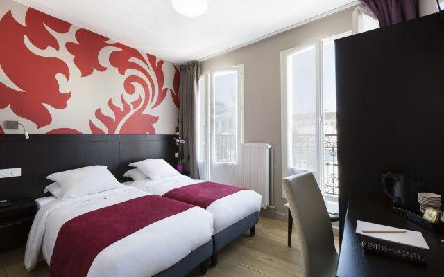 Отель Hôtel Bastille Франция, Париж - отзывы, цены и фото номеров - забронировать отель Hôtel Bastille онлайн комната для гостей
