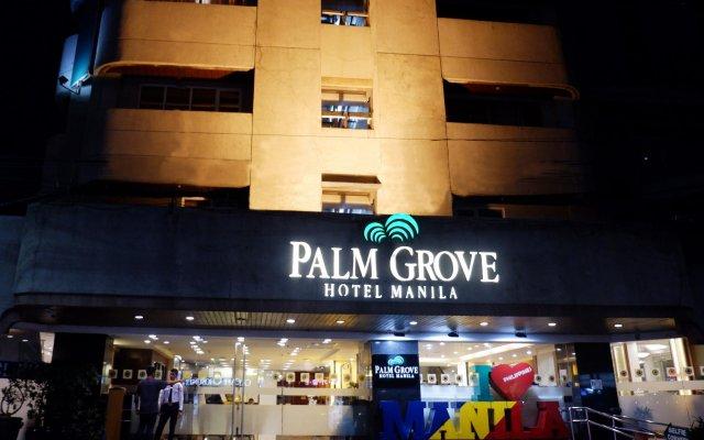 Отель Palm Grove Hotel Филиппины, Манила - отзывы, цены и фото номеров - забронировать отель Palm Grove Hotel онлайн вид на фасад