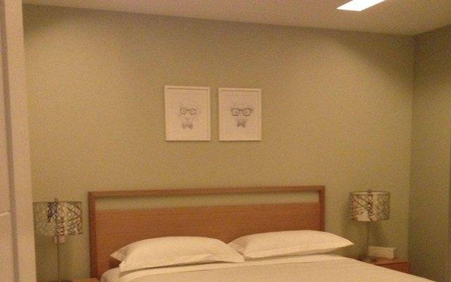 Отель My Suites by La Condesa Baja California Мехико комната для гостей