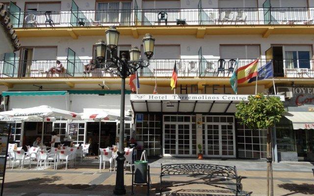 Hotel Torremolinos Centro вид на фасад