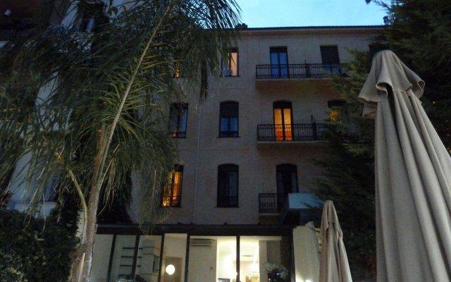 Отель Hôtel Saint Georges Франция, Ницца - - забронировать отель Hôtel Saint Georges, цены и фото номеров вид на фасад