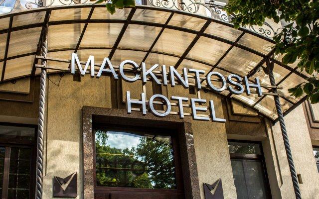 Гостиница Mackintosh Hotel Украина, Киев - отзывы, цены и фото номеров - забронировать гостиницу Mackintosh Hotel онлайн вид на фасад