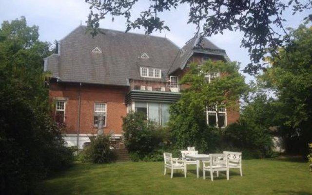 Отель Casa Corner Bed & Breakfast Дания, Алборг - отзывы, цены и фото номеров - забронировать отель Casa Corner Bed & Breakfast онлайн вид на фасад