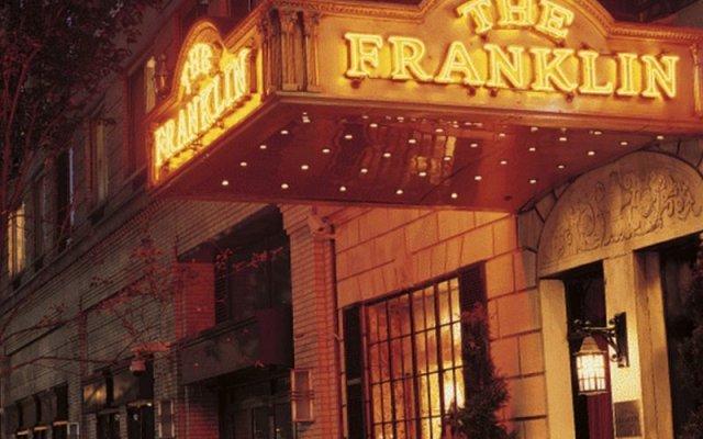 Отель voco The Franklin New York, an IHG Hotel США, Нью-Йорк - отзывы, цены и фото номеров - забронировать отель voco The Franklin New York, an IHG Hotel онлайн вид на фасад