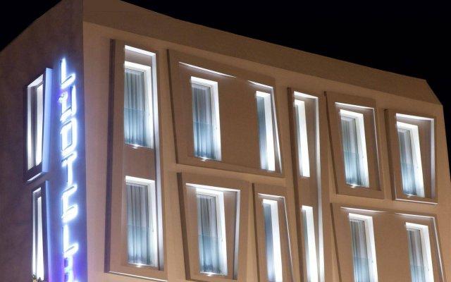 L'Hotel вид на фасад