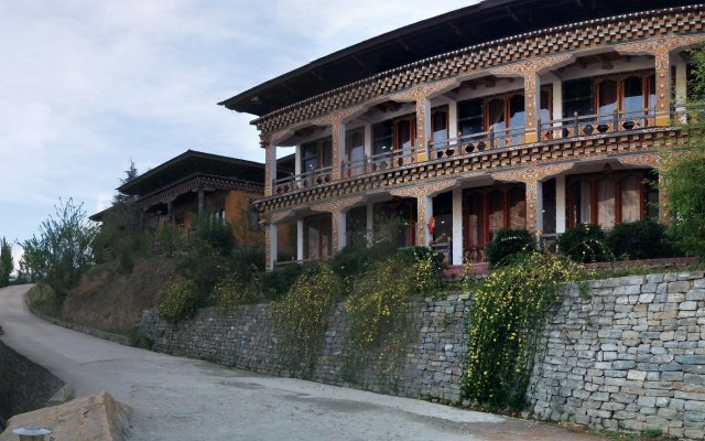 Tashi Namgay Resort in Paro, Bhutan from 281$, photos, reviews - zenhotels.com hotel front