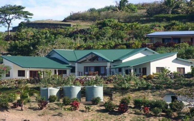 Отель Bularangi Villa, Fiji вид на фасад