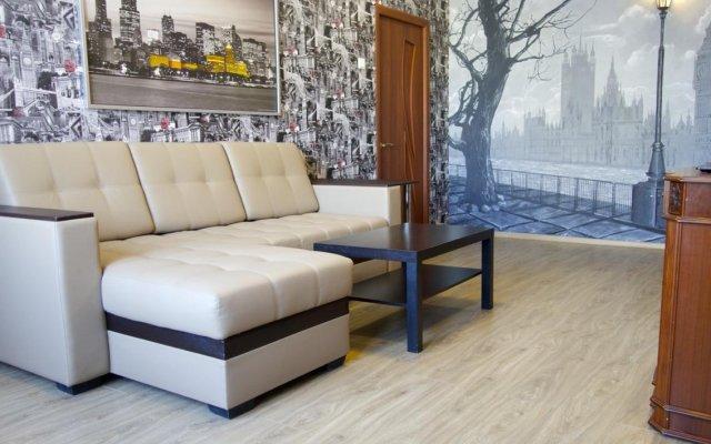 Апартаменты Apartments at Arbat Area комната для гостей
