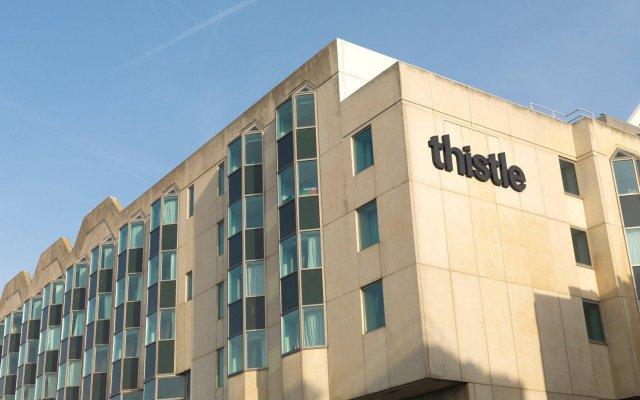 Отель Jurys Inn Brighton Waterfront вид на фасад