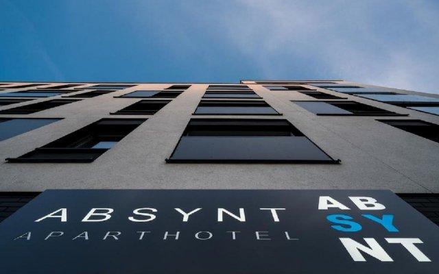 Отель AbsyntApart Dabrowskiego Вроцлав вид на фасад
