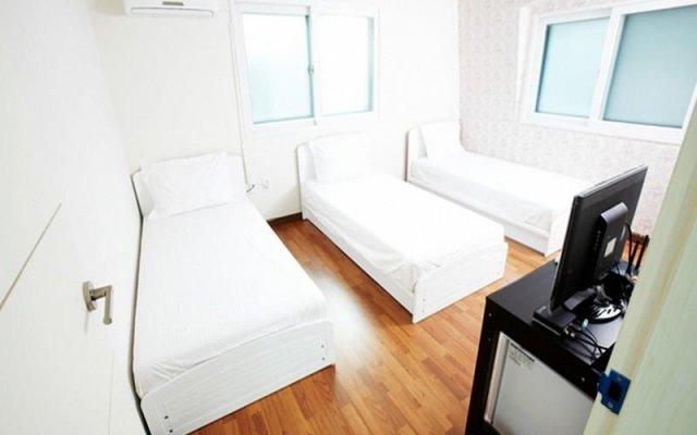 Отель 24 Guesthouse Gangnam комната для гостей