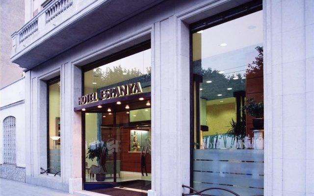 Отель ALEGRIA Espanya вид на фасад