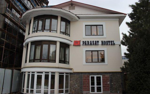 Гостиница Хостел Parasat Казахстан, Алматы - отзывы, цены и фото номеров - забронировать гостиницу Хостел Parasat онлайн вид на фасад