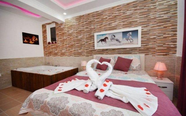 Villa Nevin Турция, Патара - отзывы, цены и фото номеров - забронировать отель Villa Nevin онлайн комната для гостей