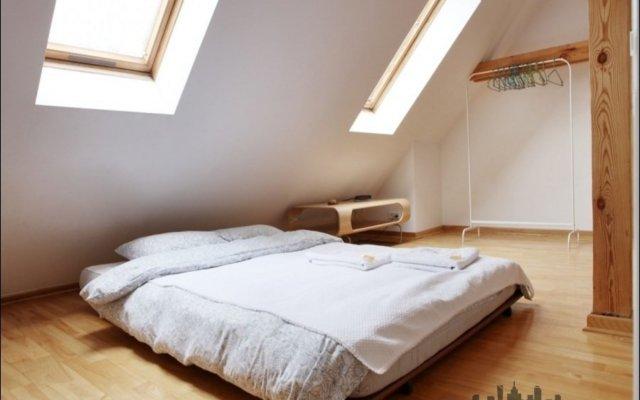 Апартаменты P&O Apartments Podwale 2 комната для гостей