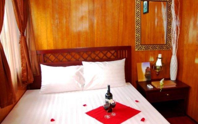 Отель Halong Sails Cruise комната для гостей
