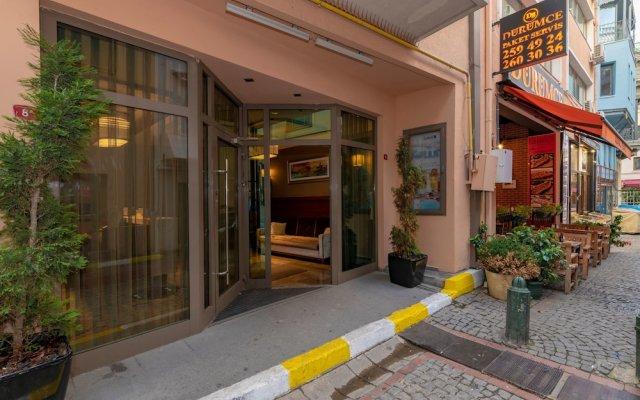 Feri Suites Турция, Стамбул - отзывы, цены и фото номеров - забронировать отель Feri Suites онлайн вид на фасад