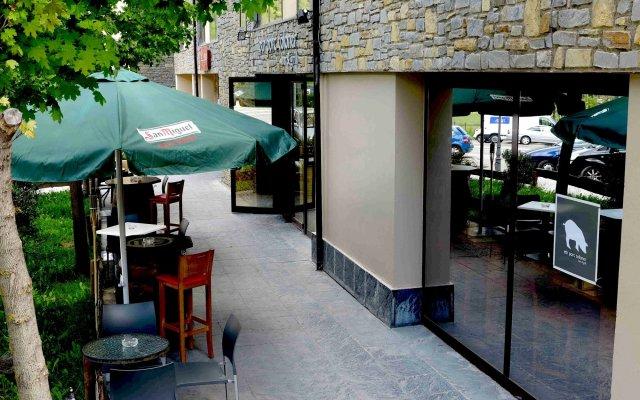 Отель Aparthotel Nou Vielha Испания, Вьельа Э Михаран - отзывы, цены и фото номеров - забронировать отель Aparthotel Nou Vielha онлайн вид на фасад